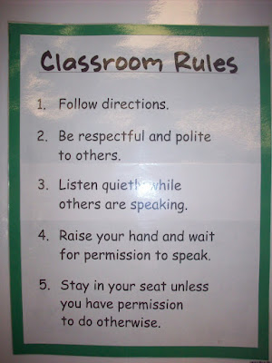 rules and regulations in school essay