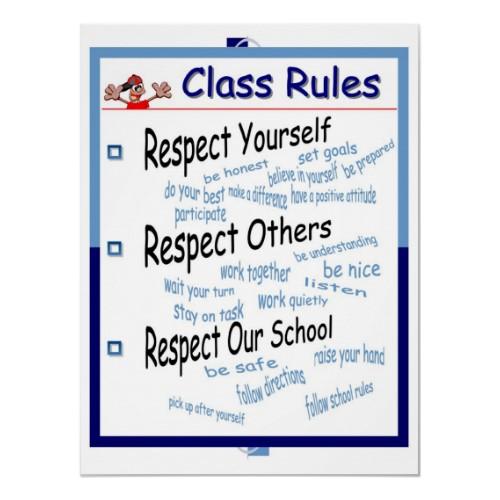 essay report about school discipline