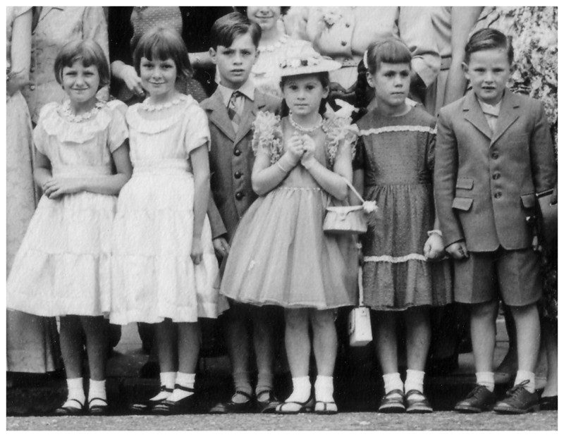 1950s photo of girls clothes № 9864