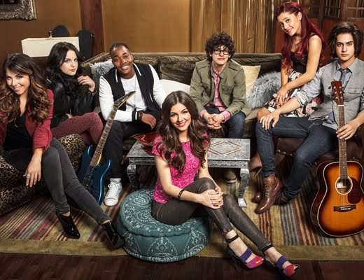 Victorious tori and beck dating full episode